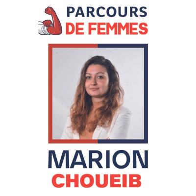 épisode 33 - Marion Choueib cover
