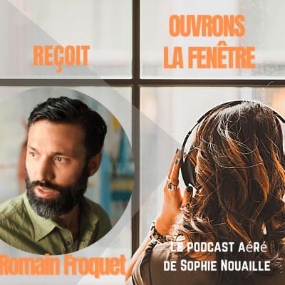 Romain Froquet, artiste urbain de la ligne et du mouvement cover