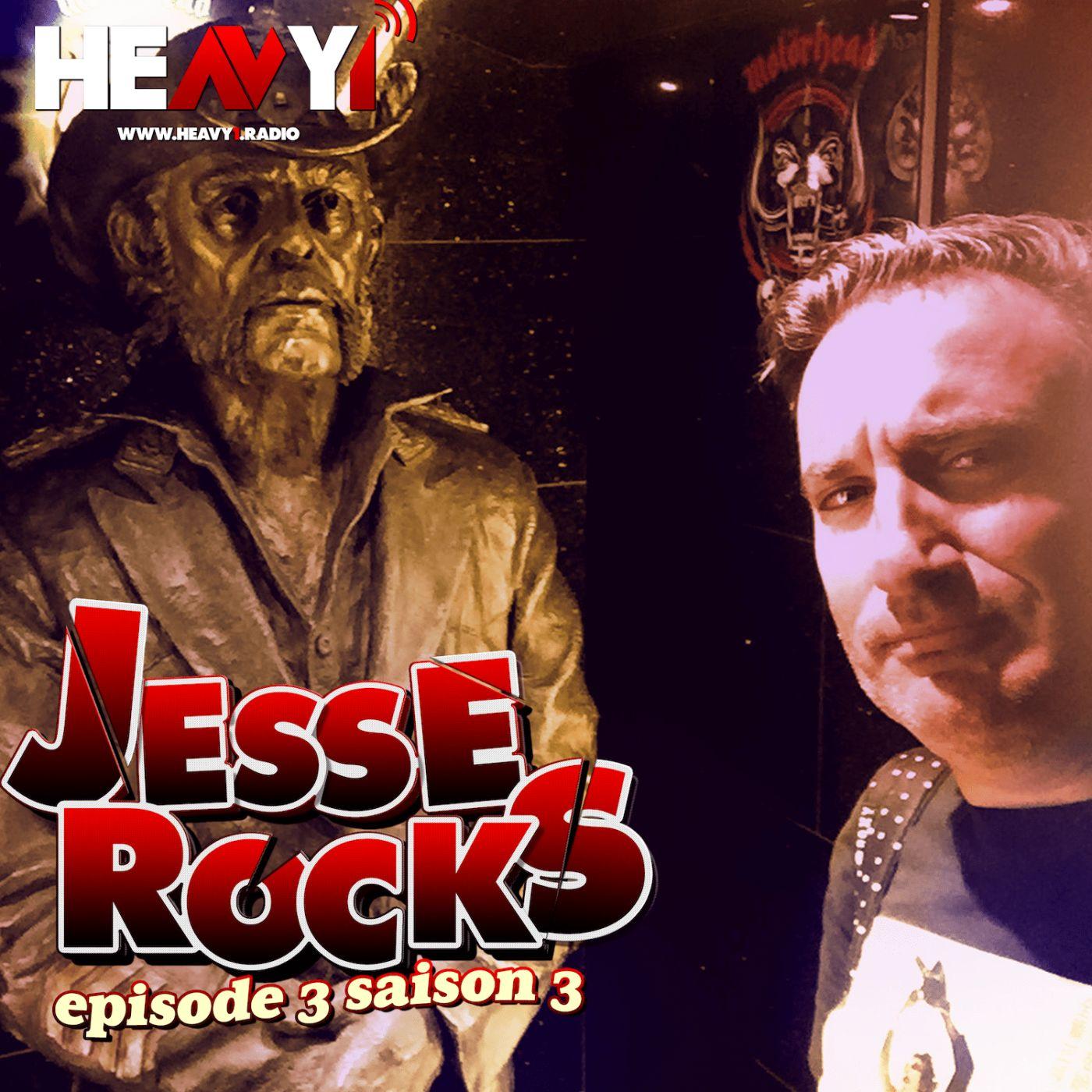 Jesse Rocks #03 Saison 3