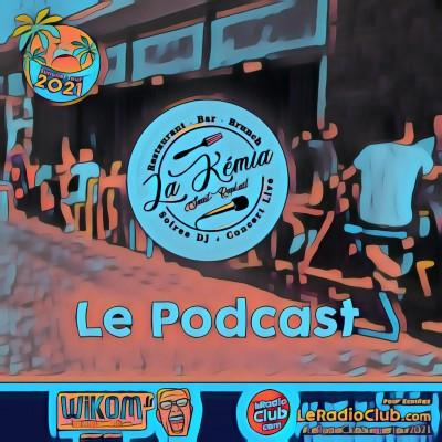 S05Ep53 Podcast LeRadioClub : SummerTour2021 - En direct du Vieux Port de Saint-Raphaël cover