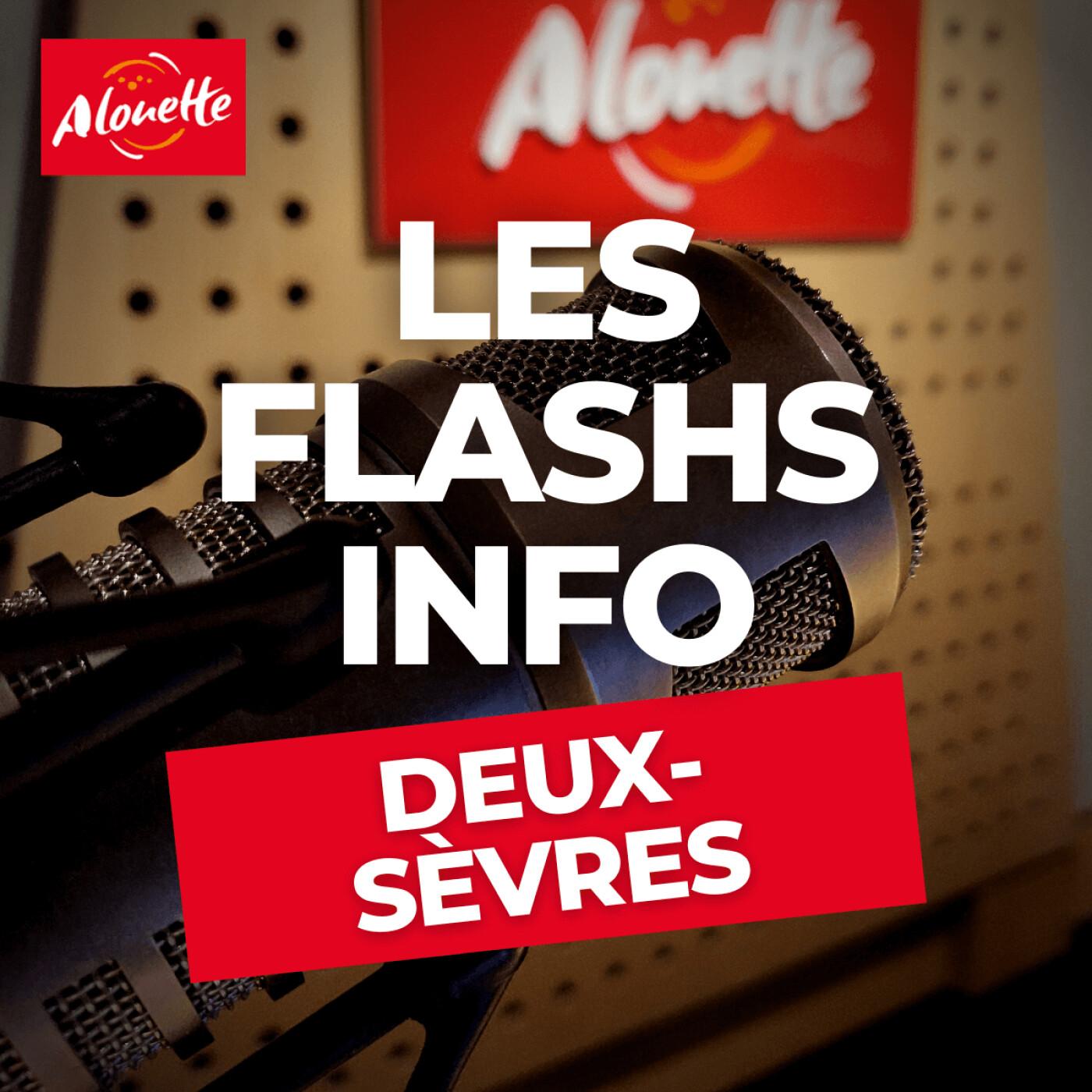 Alouette - Les Infos du 05 Octobre 08h30 en Deux-Sèvres.