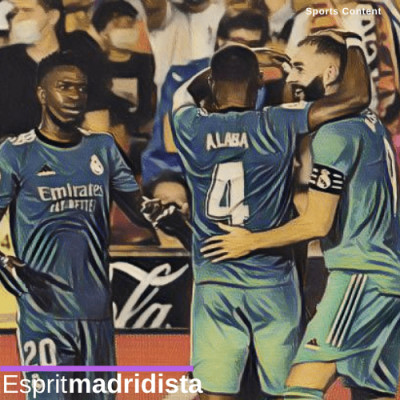 Ce Madrid a de la ressource ! cover