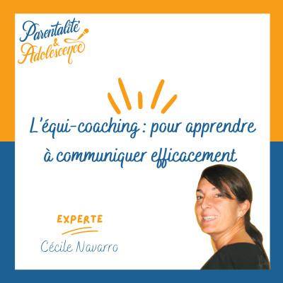 60. L'équi-coaching : pour apprendre à communiquer efficacement cover