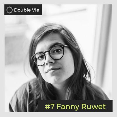 #7 Fanny Ruwet — Humoriste, chroniqueuse et podcasteuse cover