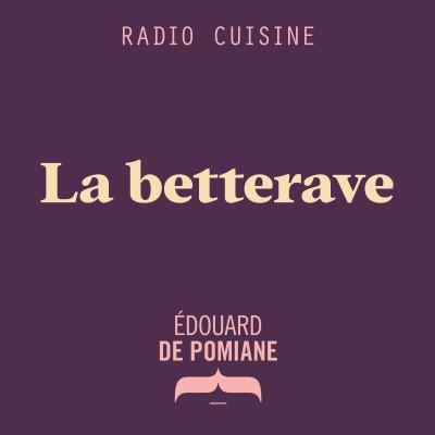 La betterave cover