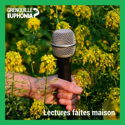 Lectures faites maison - Radio Grenouille cover