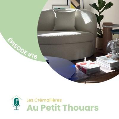 #16 - Hors Série Rencontre avec Alexandre et Guillaume Dollinger de la maison d'hôtes Au Petit Thouars cover