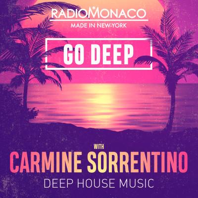 Carmine Sorrentino - Go Deep (18-09-21) cover