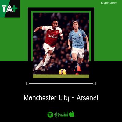 Premier League J5 - Avant match : Man City vs Arsenal avec @ArsenalFansFR cover