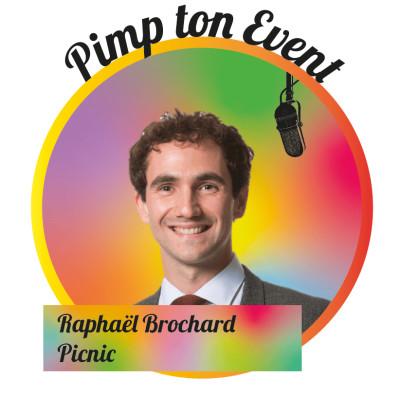 #8 Raphaël Brochard - Picnic créé les kiosques mobiles, modulables et autonomes en énergies renouvelables ! cover
