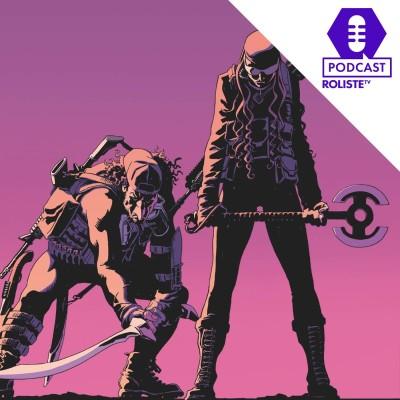 Capsule - The Old Guard chez Glénat Comics cover