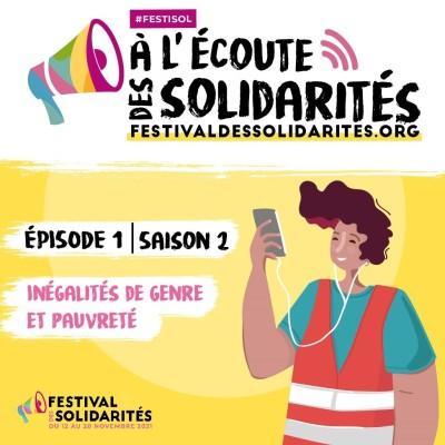 S2 · Épisode 1 | Inégalités de genre et pauvreté cover