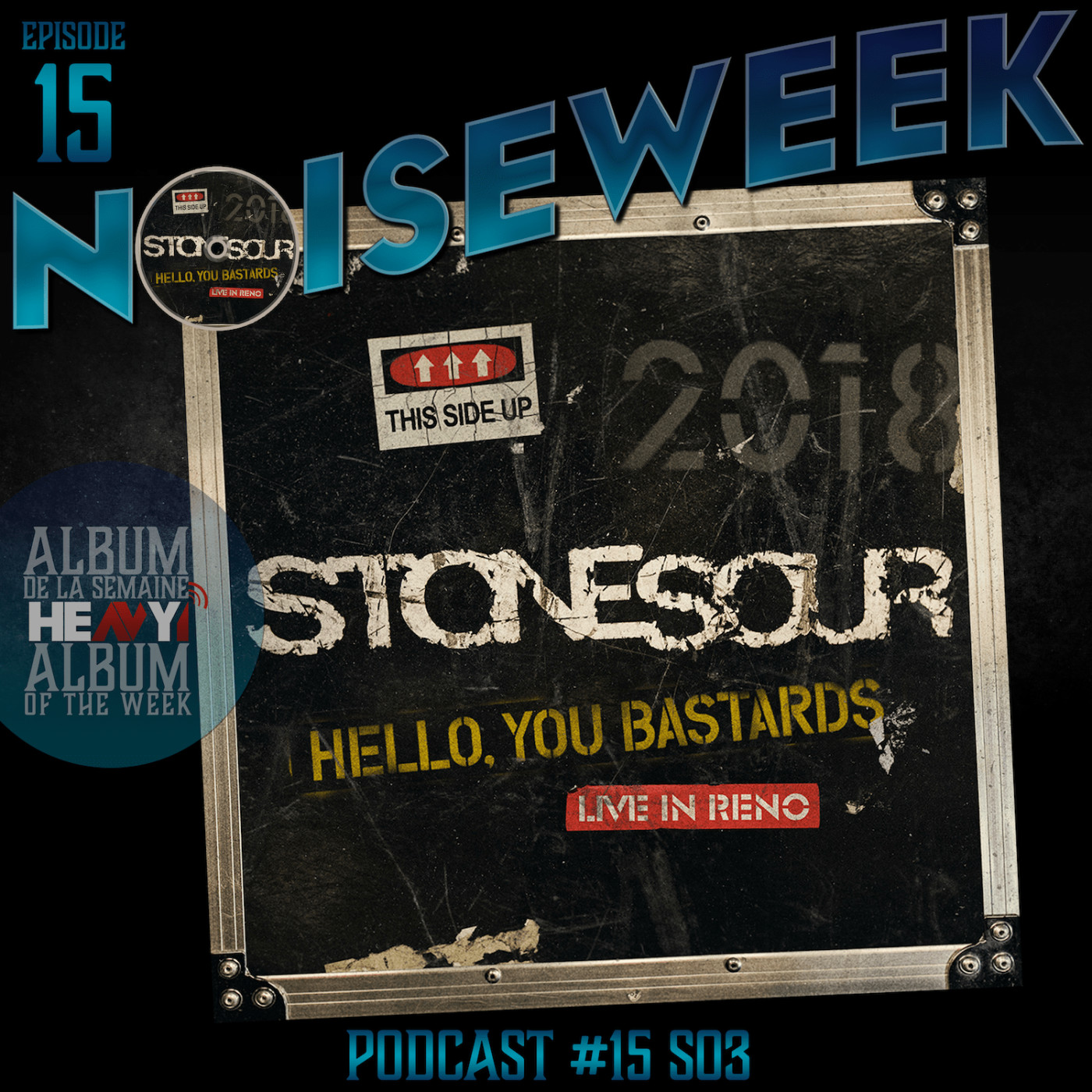 Noiseweek #15 Saison 3