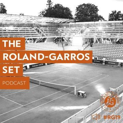 THE ROLAND-GARROS SET - EPISODE #1 cover