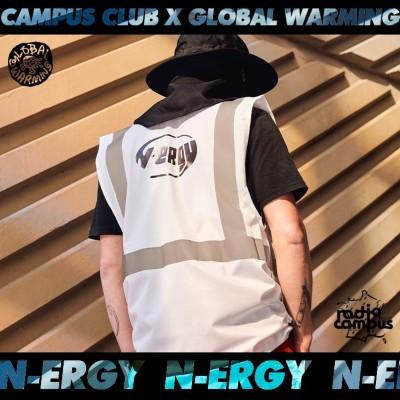 N-ERGY | Global Warming X Campus Club cover