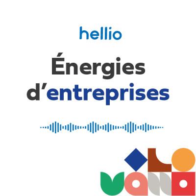 Énergies d'entreprises par Hellio cover