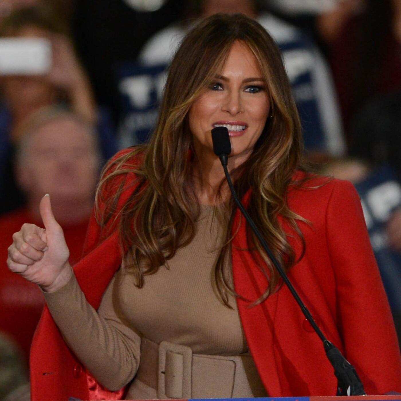 Mélania Trump humilie à nouveau son mari