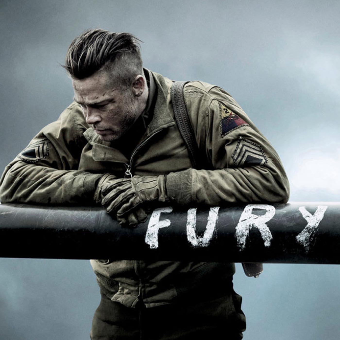 Fury : Brad Pitt et le meilleur job du monde