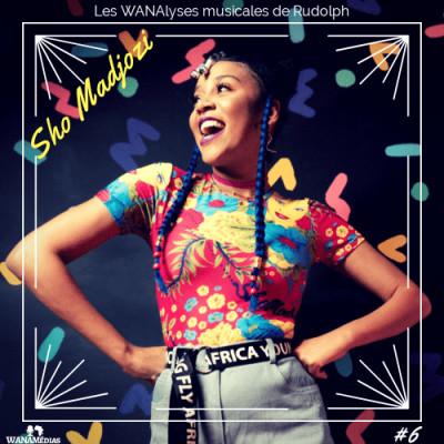 Sho Madjozi : la perle de la musique sud-africaine cover