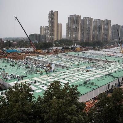 Chiffre du jour : 10 > En Chine, un immeuble de 10 étages construit en 28 heures ! - 02 07 2021 - StereoChic Rad cover