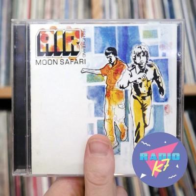 """Air """"Moon Safari"""" (1998) : quand deux Versaillais partent à la conquête du monde cover"""