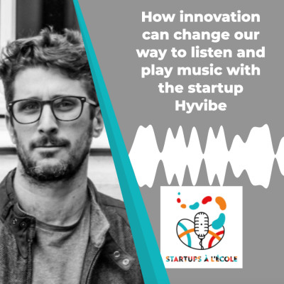 Thumbnail Image How Innovation can change our way to listen and play music with the startup HyVibe