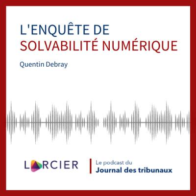 #13 - L'enquête de solvabilité numérique cover