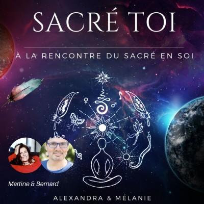 SACRÉ TOI : Episode 22 Sacrés Martine et Bernard cover
