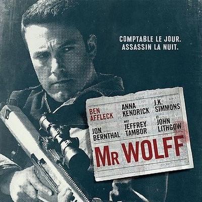 Mr Wolff avec Ben Affleck cover