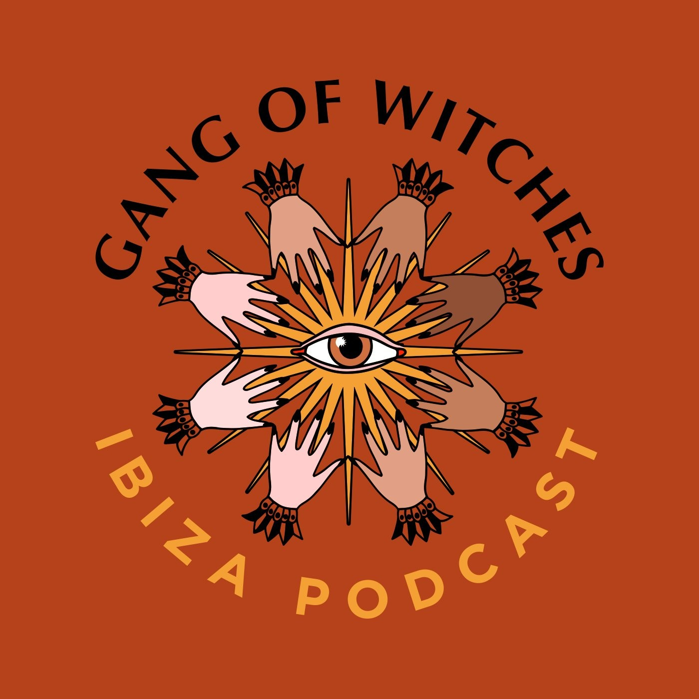 #0 Gang Of Witches Ibiza Podcast - Trailer español