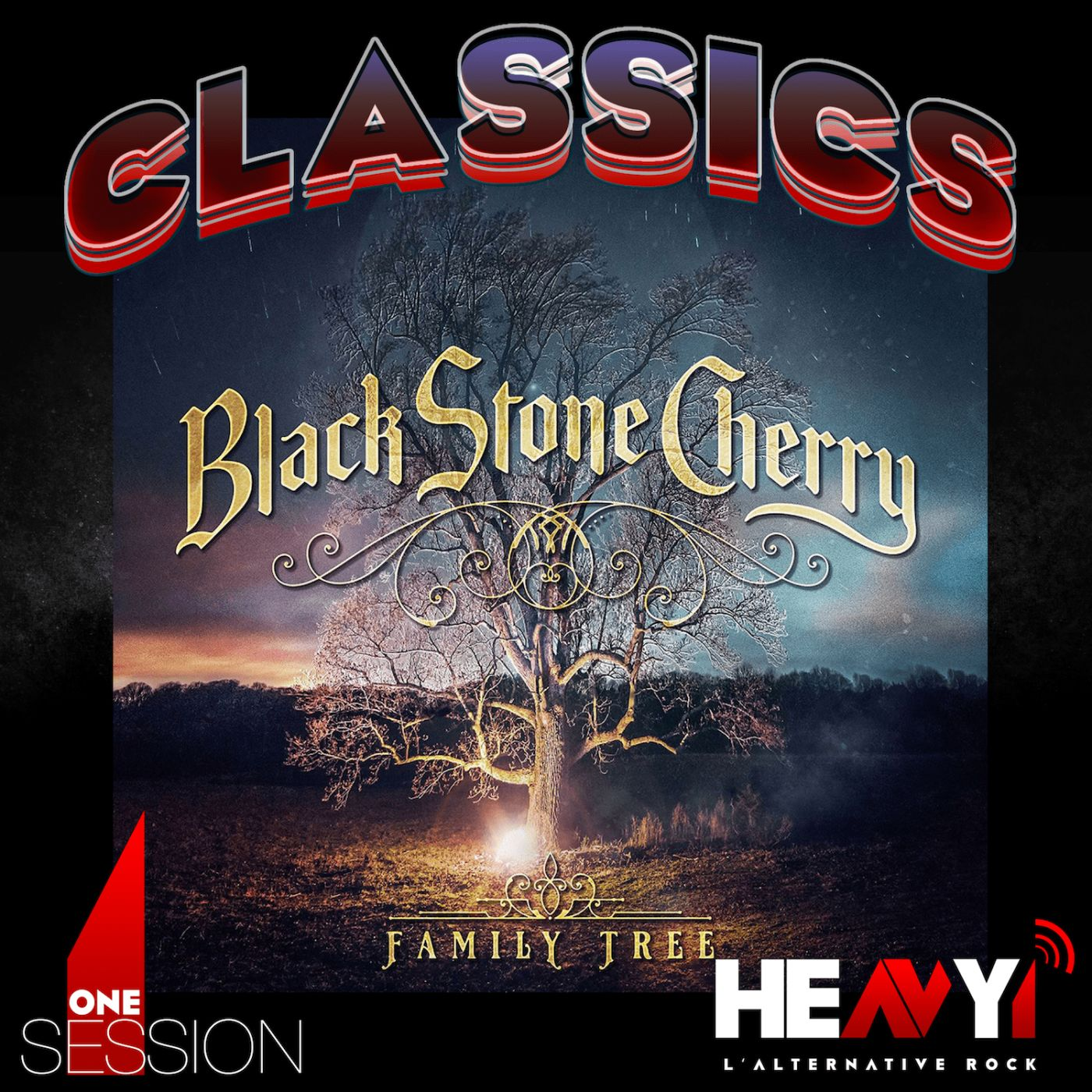 One Session avec Black Stone Cherry