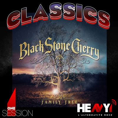 One Session avec Black Stone Cherry cover
