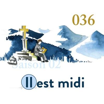 036 - L'absence de Dieu est le fond de la vie mystique cover