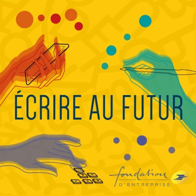 ÉCRIRE AU FUTUR cover