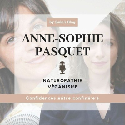 Anne-Sophie Pasquet - Naturopathie & Veganisme cover