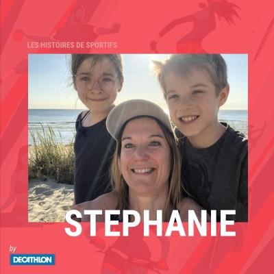 #4 Jogging - Stéphanie - 100 joggings par an et maman de 5 enfants : cap ou pas cap ? cover
