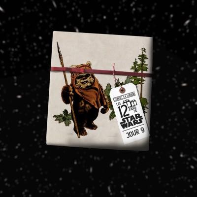 Les 12 Jours de Star Wars - Jour 9 - Le Retour du Jedi