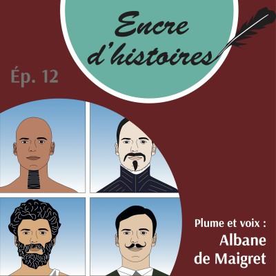 Épisode 12 : Barbes et moustaches passées au peigne fin : un sujet qui fait très mâle cover