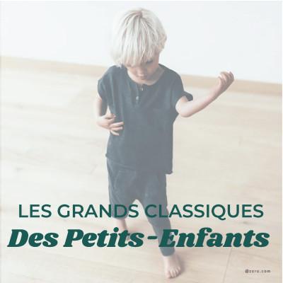 Les grands classiques des Petits-Enfants cover