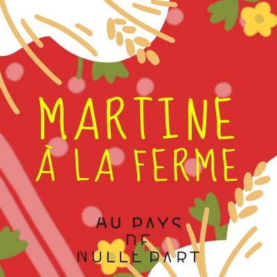 #5 Martine à la ferme cover