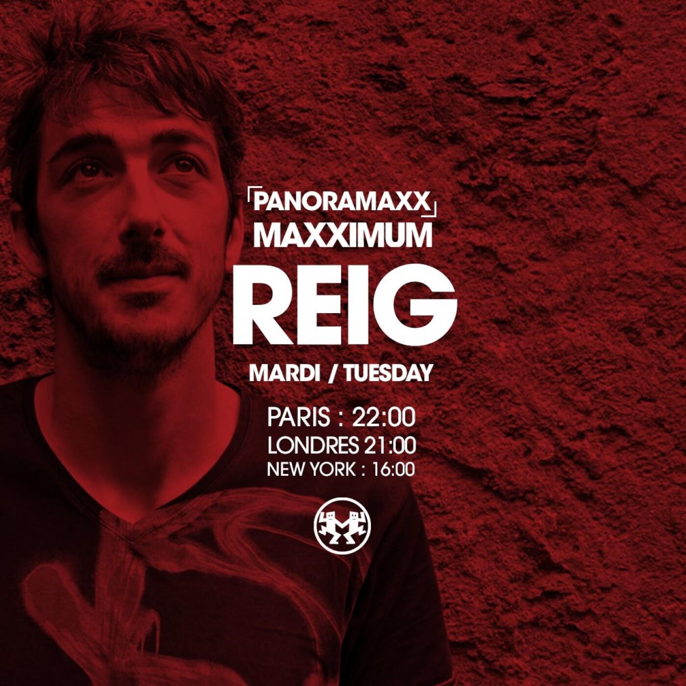 PANORAMAXX : REIG