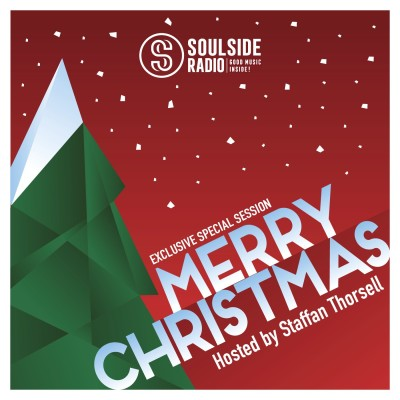 Soulside radio - Merry Christmas (Joyeux Noël) special session by Staffan Thorsell cover
