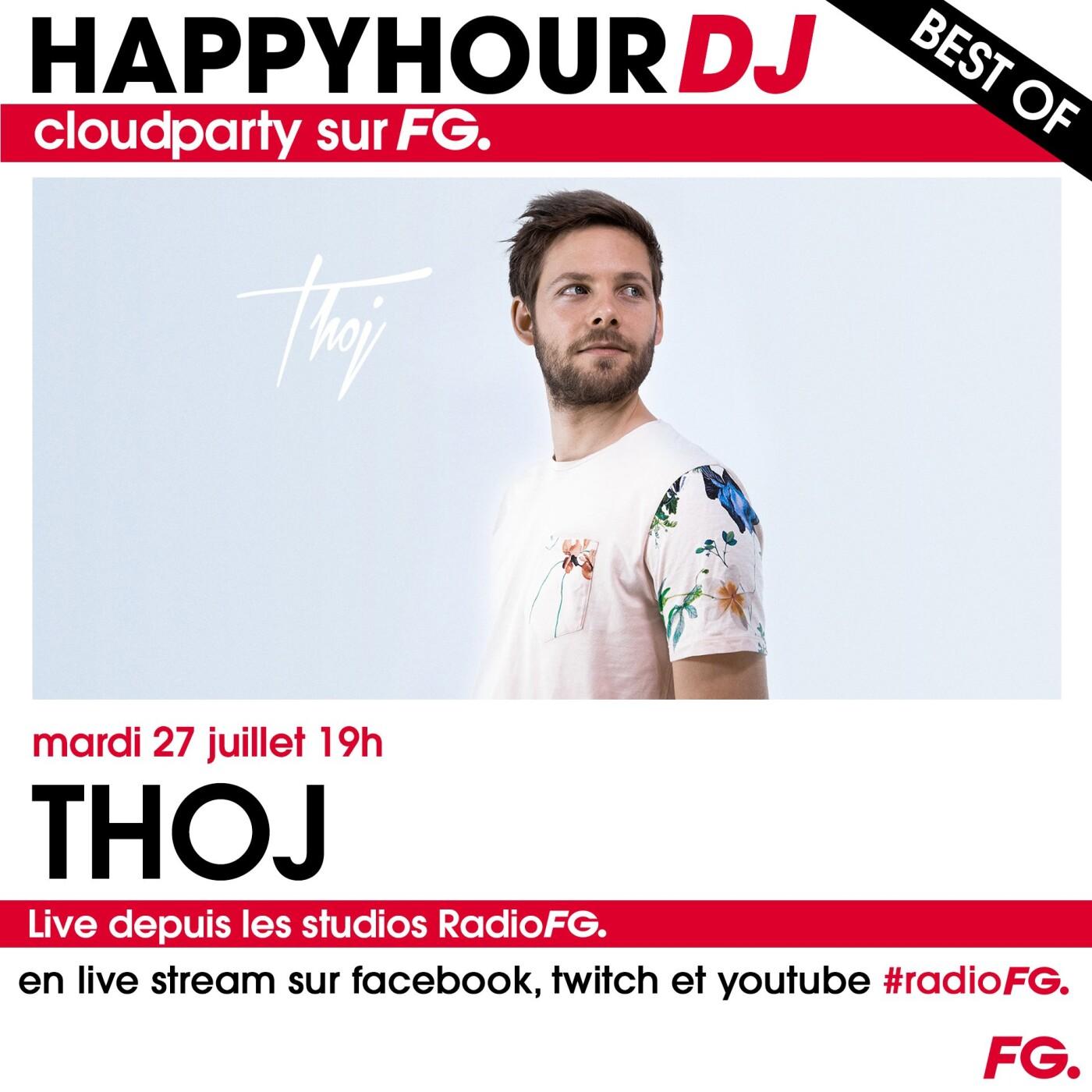 HAPPY HOUR DJ BEST OF : THOJ