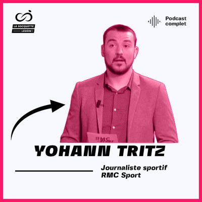 Yohann Tritz - Le traitement médiatique du cyclisme cover
