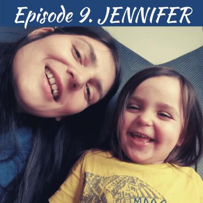 Jennifer - 1000 projets & 1 enfant cover
