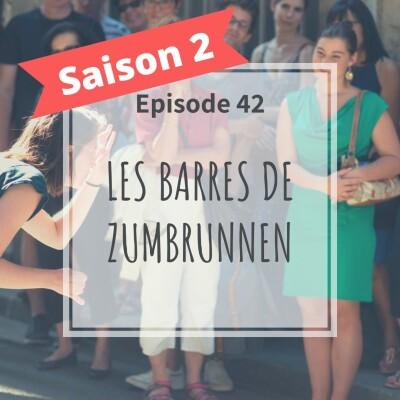 2-42 - Les Barres De Zumbrunnen cover