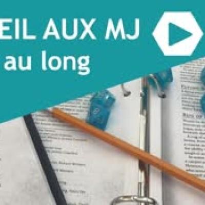 MJ - Jouer des Campagnes au Long Cours cover
