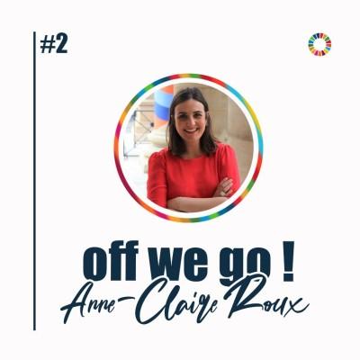 Anne-Claire Roux - La Finance, ou l'accélérateur de la transition juste pour un avenir durable cover