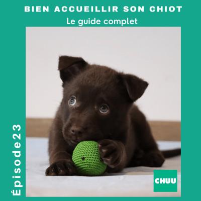 # 23 - Bien accueilllir son chiot, le guide complet | #Education2 cover