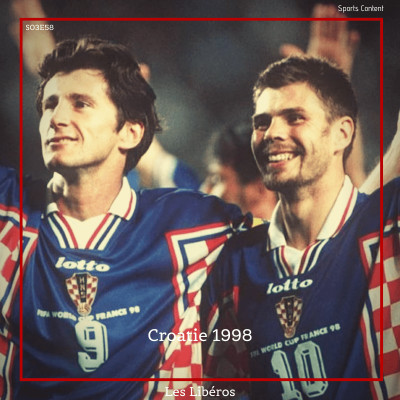Croatie 1998 cover